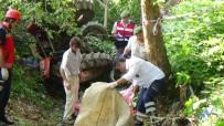 TOYOTA - Sakarya Hendek'te korkunç kaza: 7 ölü