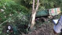 İşçileri taşıyan traktör devrildi! Çok sayıda ölü ve yaralı var. .