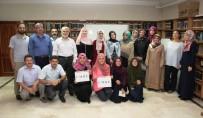 BALCı - İşitme Engelliler İçin Umre Ödüllü Bilgi Yarışması Yapıldı