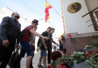 BARCELONA - İspanya Hayatını Kaybedenleri Anıyor