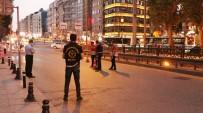 POLİS EKİPLERİ - İstanbul Polisinden Dev Uygulama