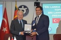 ASKERİ YÖNETİM - İzmir Ticaret Odası Başkanı Demirtaş Açıklaması 'İzmir Avrupa'ya Sıçrama Noktası'