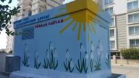 MİMAR SİNAN - Kardelenler Türkan Saylan Parkı'nda Yerini Aldı