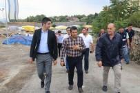 EĞİTİM DERNEĞİ - Kartal Belediyesi Başkan Vekili Gülcemal Fidan'dan Kurban Satış Ve Kesim Alanlarına Ziyaret