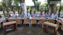 DERNEK BAŞKANI - Kayseri MÜSİAD'dan Aydın MÜSİAD'a Ziyaret