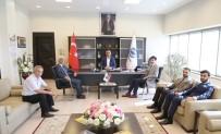 KAYSO Azeri Ve Rus Misafirleri Ağırladı