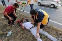GÖKTEPE - Kaza Yapıp Yaralandılar, 2 Bin 200 TL'de Ceza Yediler