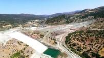 İÇME SUYU - Kilis'in 50 Yıllık İçme Suyu Sorunu Çözülüyor