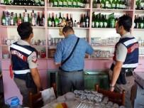 İL EMNİYET MÜDÜRLÜĞÜ - Kırklareli'nde Sahte İçki Operasyonu