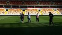 FIKSTÜR - Malatya Stadyumu Antalya Maçına Hazırlanıyor