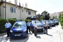 ARAZİ ARACI - Mamak Zabıtasına Yeni Araç Filosu