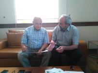 MUSTAFA ELİTAŞ - -Memur-Sen Heyeti Taleplerini  Kayseri Milletvekillerine İletti
