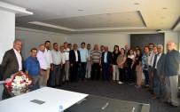 SERKAN ACAR - MHP'den Başkan Acar'a Ziyaret