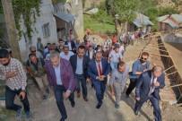 METİN KÜLÜNK - Milletvekili Külünk Durankaya'yı Ziyaret Etti