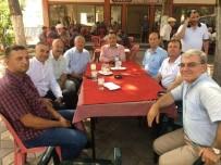 DOĞALGAZ - Milletvekili Mustafa Şükrü Nazlı Şaphane'de