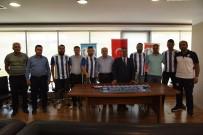 FATİH ŞENTÜRK - Milli Takım Kalesi Şahinbey'e Emanet