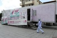 MEME KANSERİ - Mobil Mamografi Tırı Kent Meydanı'nda
