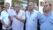 BASIN AÇIKLAMASI - Muhtarlar Fındık Fiyatını Protesto Etti