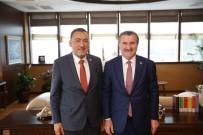 REKOR - Mustafa Şükrü Nazlı Açıklaması Gençlik Ve Spor Bakanlığı, Kütahya'ya 15 Yılda 738 Milyon TL'lik Yatırım Gerçekleştirdi