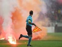 YAKALAMA KARARI - Olaylı TFF 1. Lig play-off finaline soruşturma açıldı
