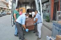 POLİS EKİPLERİ - Ortaca'da Şüpheli Ölüm
