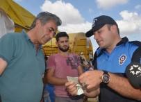 KURBAN PAZARI - Polisten Kurban Satıcılarına Hayati Uyarı