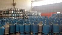 İL EMNİYET MÜDÜRLÜĞÜ - Şanlıurfa'da 7 Bin Adet Kaçak Tüp Ele Geçirildi