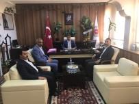 MEHMET KASIM GÜLPINAR - Siverek Cumhuriyet Başsavcısı Karataş'a Ziyaretler Sürüyor