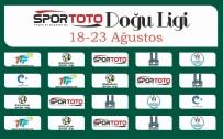 SPOR TOTO - Spor Toto Doğu Ligi Başlıyor