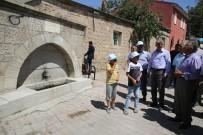 Subaşı Mahallesinde Cami Lojmanı Ve Taziye Evi Temeli Atıldı