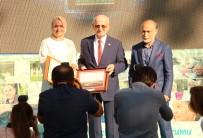 İSMAIL KAHRAMAN - TBMM Başkanı Kahraman Ve Bakan Kaya'dan Anlamlı Ziyaret