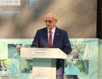 İSMAIL KAHRAMAN - TBMM Başkanı Kahraman Ve Bakan Kaya'dan Darülaceze'ye Anlamlı Ziyaret
