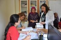 ERKEN TEŞHİS - Toroslar'da Kadınlar Sağlık Taramasından Geçiriliyor
