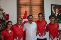 MEHMET CAN - Toroslar'ın Bocce Takımı, Türkiye'yi Avrupa Ve Dünyada Temsil Edecek