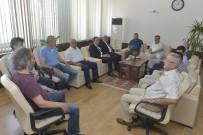 REKTÖR - Türk Hava Kurumu Üniversitesinden Rektör Akgül'e Ziyaret