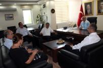 TÜRK SAĞLıK SEN - Türk Sağlık Sen AK Parti'den Destek İstedi