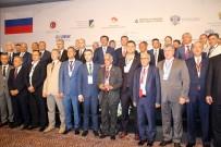 EROL AYYıLDıZ - Türkiye-Rusya İş Forumu'nda 100 Milyar Dolarlık Hedef Vurgusu