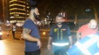 POLİS EKİPLERİ - Ünlü İsim Polis Kontrolüne Takıldı