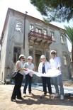 TARİHİ BİNA - Urla'daki Tekel Binasında Restorasyon Başladı