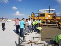 KAPADOKYA - Vali Aktaş Kapadokya Havalimanında İncelemelerde Bulundu