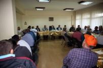 MALİYE BAKANI - Vali Ali Hamza Pehlivan İl Özel İdare Personeliyle Kahvaltıda Bir Araya Geldi
