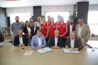 MEDICAL PARK HASTANESI - VM Medical Park, Nilüfer Belediyespor'un Sağlık Sponsoru Oldu