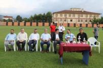 ÖMER KALAYLı - Yaz Kuran Kursu Futbol Final Maçında Pazarköy Şampiyon Oldu