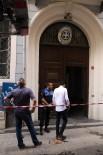 YUNANISTAN - Yunanistan'ın İstanbul Başkonsolosluğu'nda Yangın Paniği