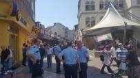 POLİS EKİPLERİ - Zabıta Ve Polisten Dilenci Operasyonu