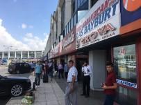 OTOBÜS FİRMASI - 15 Temmuz Demokrasi Otogarı'nda Bayram Hareketliliği