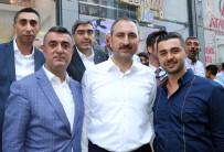 ADALET BAKANI - Adalet Bakanı Gül'den Şahinbey İlçesinde Ziyaret