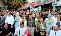 ERHAN GÜLERYÜZ - Adalet Bakanı Gül Ve Ünlü Sanatçılar Antep Fıstığı İçin Yürüdü