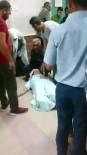 Ağrı Devlet Hastanesi'nde Skandal Görüntüler