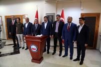 AK Partili Yılmaz Tunceli'de